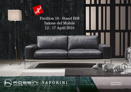 IFFS 2014 - Saporini Singapore booth details, hall 5 5A-11